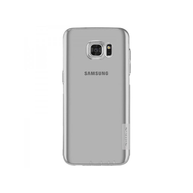 Ốp lưng Nillkin Samsung S7 Edge TPU (trong suốt) hình 0