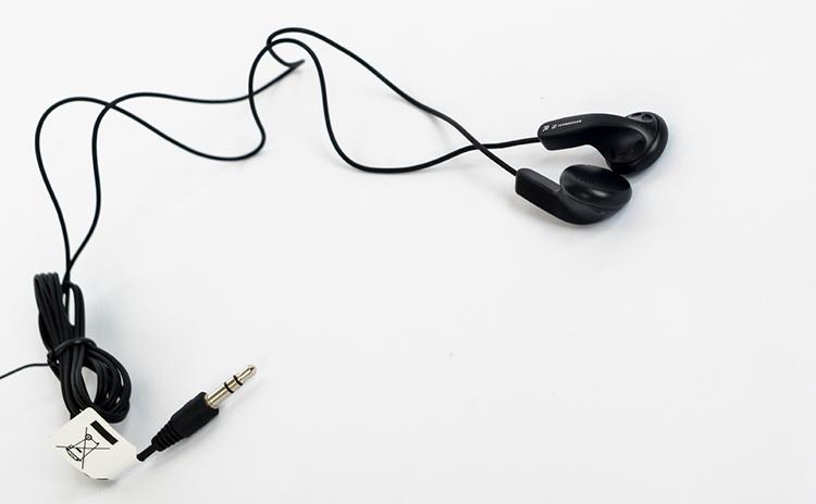 Tai nghe Sennheiser MX 400II hình 2