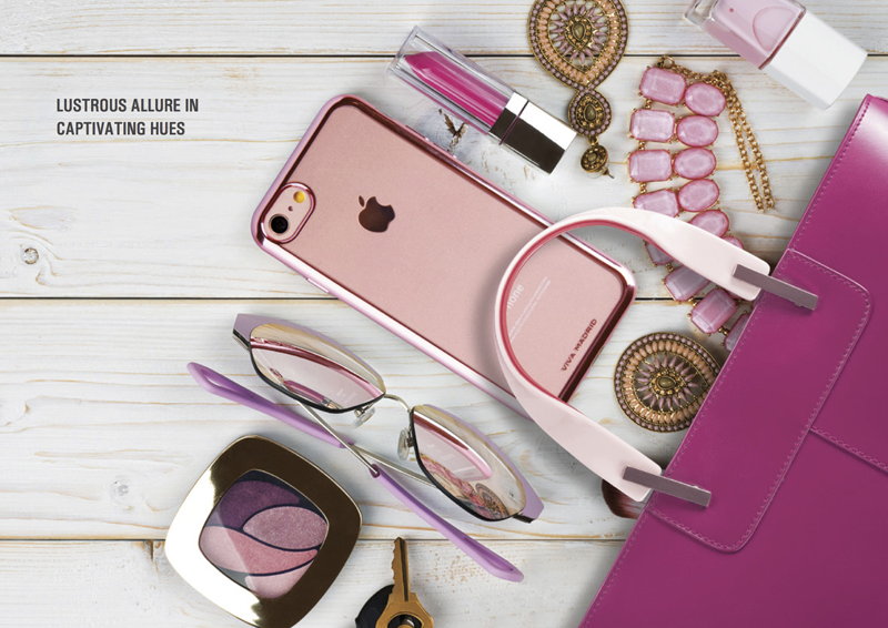 Ốp lưng Viva Metalico Flex iPhone 7 hình 3