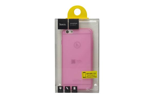 Ốp lưng Hoco TPU Forsted iPhone 6S (TPU màu) hình 5