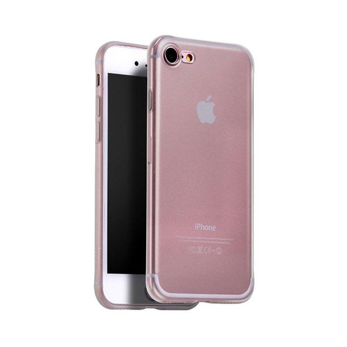 Ốp lưng Hoco TPU iPhone 7 (trong suốt) hình 2