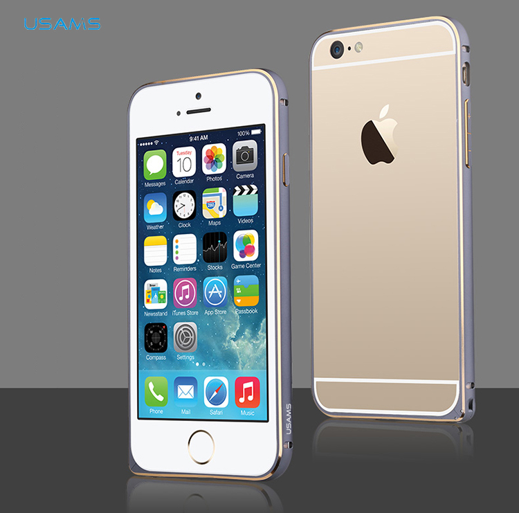 Viền Bumber Usams Arco iPhone 6 hình 3
