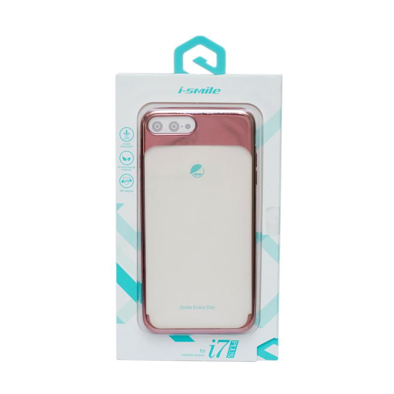 Ốp lưng iSmile TPU Mirror iPhone 7 hình 3