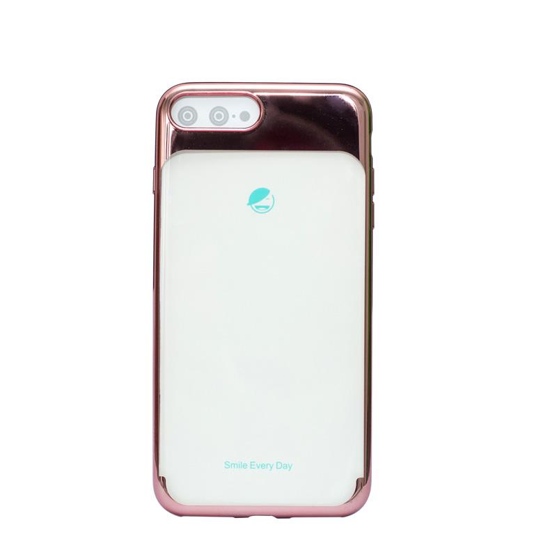 Ốp lưng iSmile TPU Mirror iPhone 7 hình 0