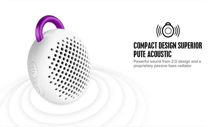 Loa Bluetooth Divoom Bluetune Bean hình 2