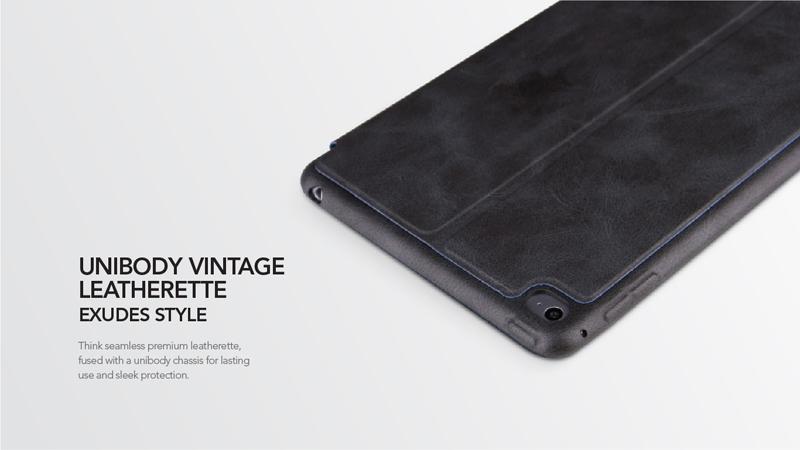 Bao da Uniq Outfitter cho iPad mini 4 hình 3