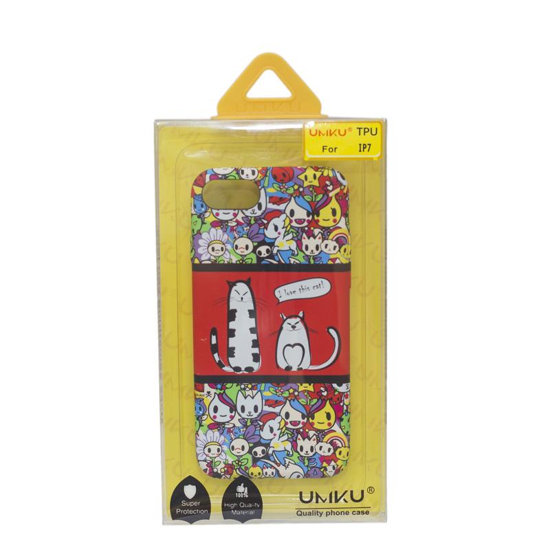 Ốp lưng Umku Super Cat iPhone 7 Plus hình 3