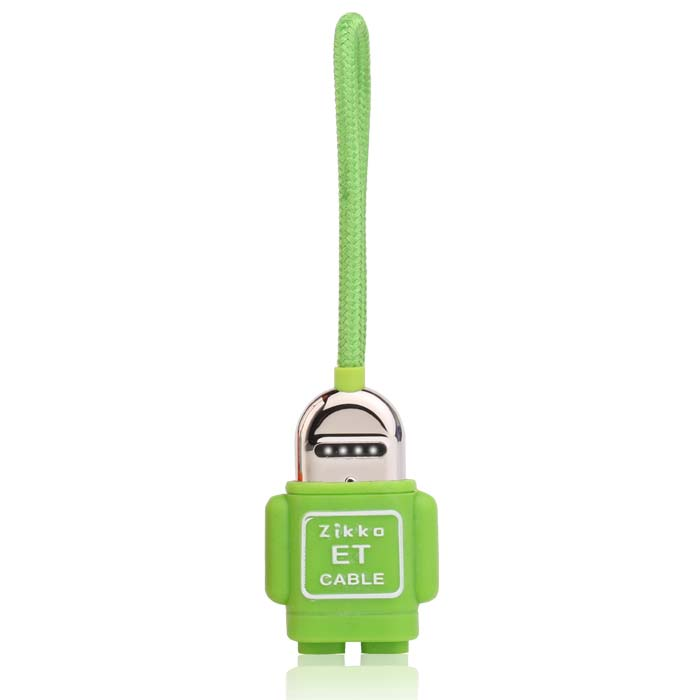 Zikko cable Lightning ET015 (15cm) hình 0