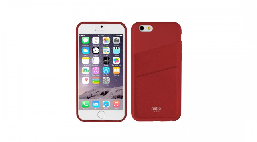 Ốp lưng Uniq Helio+ iPhone 6 hình 2