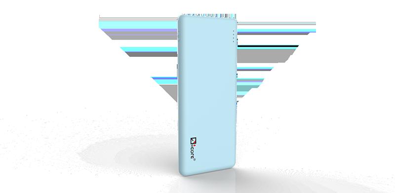 Pin dự phòng iCore 5000 mAh hình 1