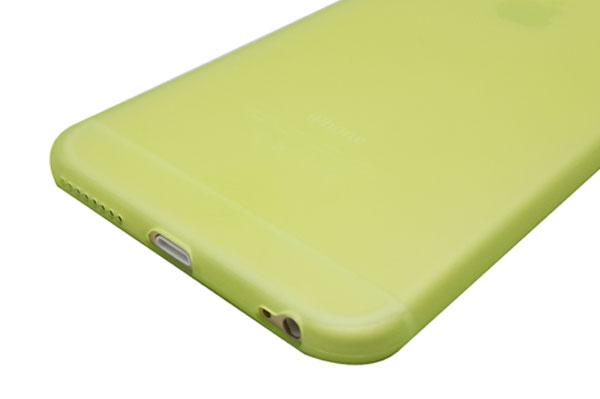 Ốp lưng Hoco TPU Forsted iPhone 6S (TPU màu) hình 3