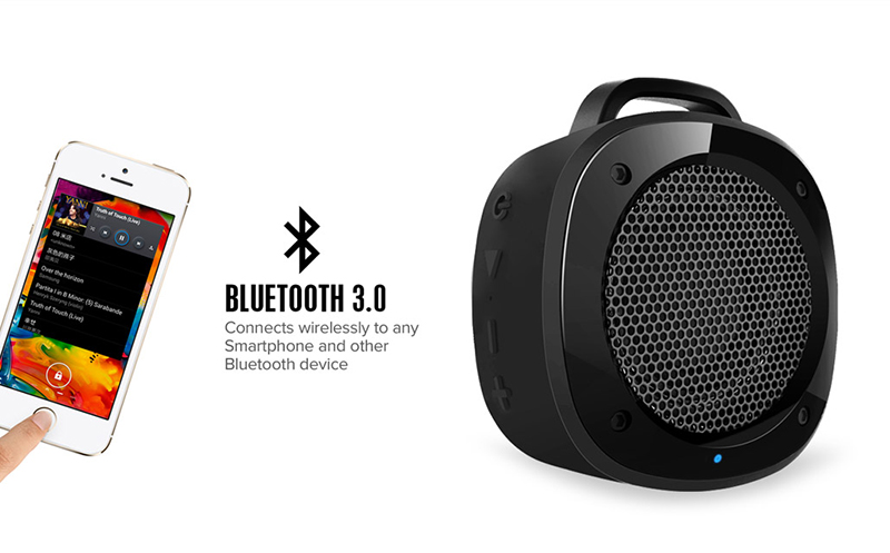 Loa Bluetooth Divoom Voombox Airbeat 10 hình 1