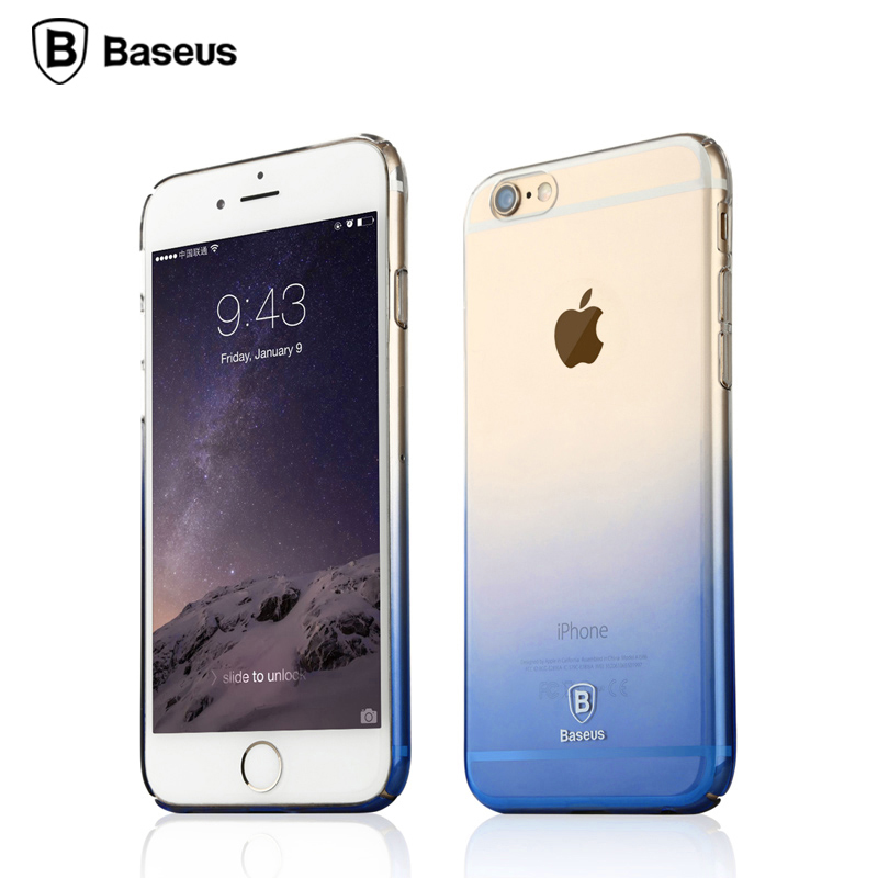 Ốp lưng Baseus Illusion iPhone 6 hình 0
