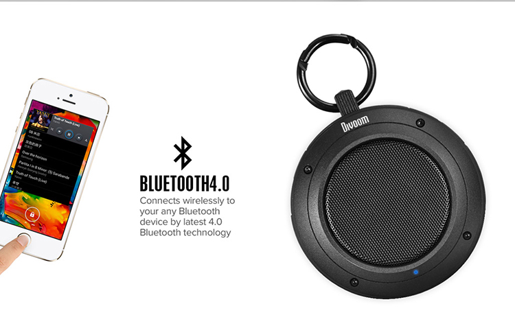 Loa Bluetooth Divoom Voombox Travel hình 2