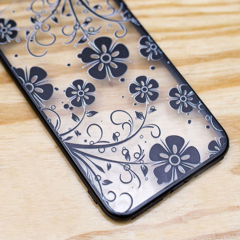 Ốp lưng Fashion Hoa Văn iPhone 7 Plus hình 3