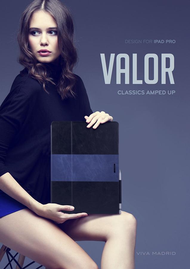 Bao da Viva Valor iPad Pro hình 5