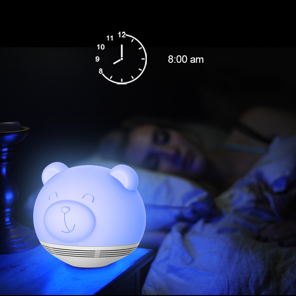 Loa đèn Mipow Playbulb Zoocoro Bear hình 3