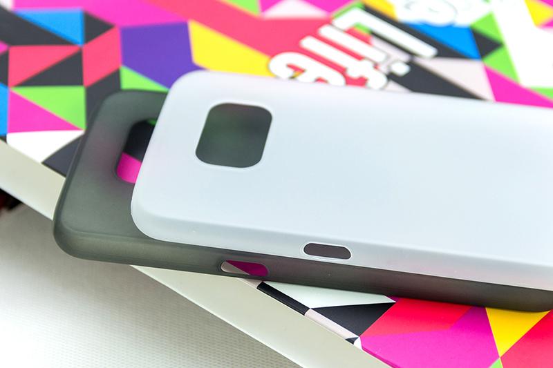 Ốp lưng Freeson Ultra Thin Galaxy S6 hình 2