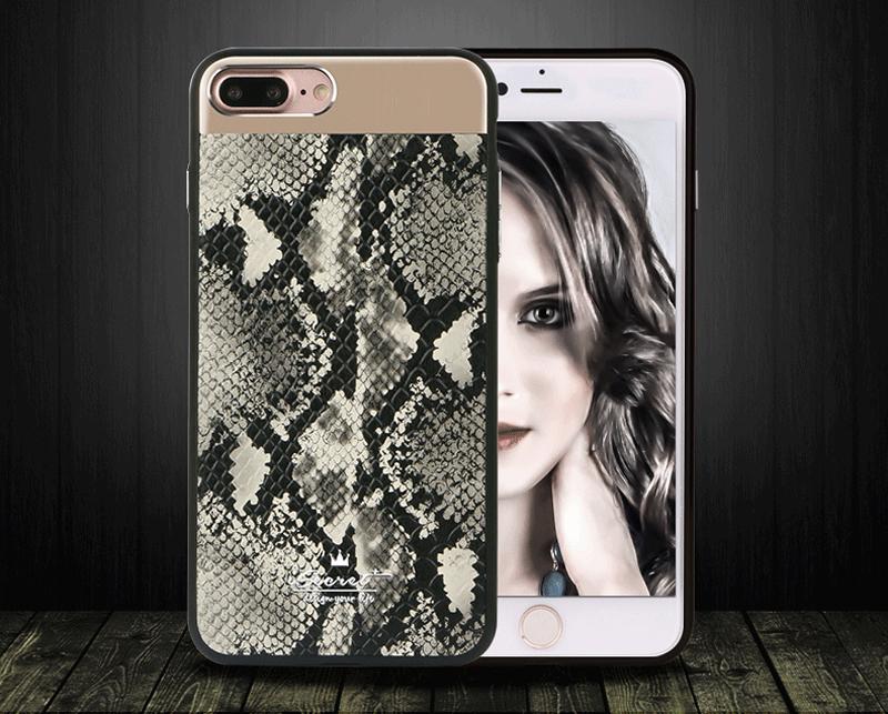 Ốp lưng iSecret Python Skin iPhone 7 Plus hình 2