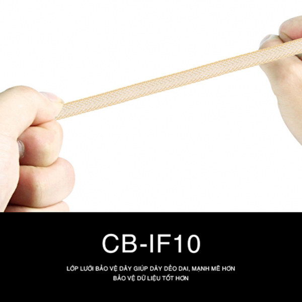 Cáp Bagi Lightning CB-IF10 hình 3