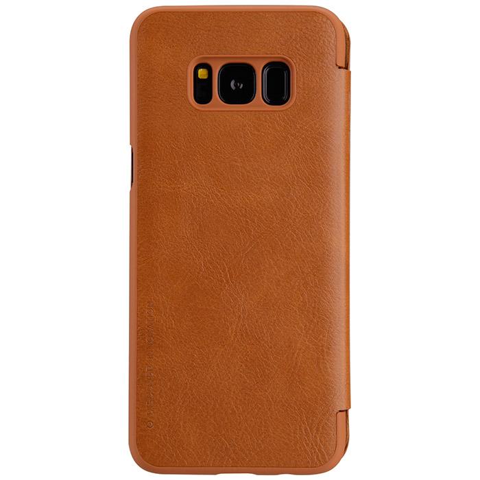 Bao da Nillkin Qin Leather Samsung S8 hình 2