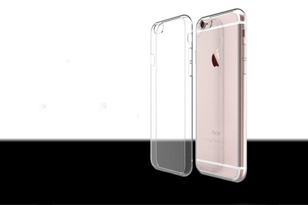 Ốp lưng Cube TPU iPhone 6/6S hình 1