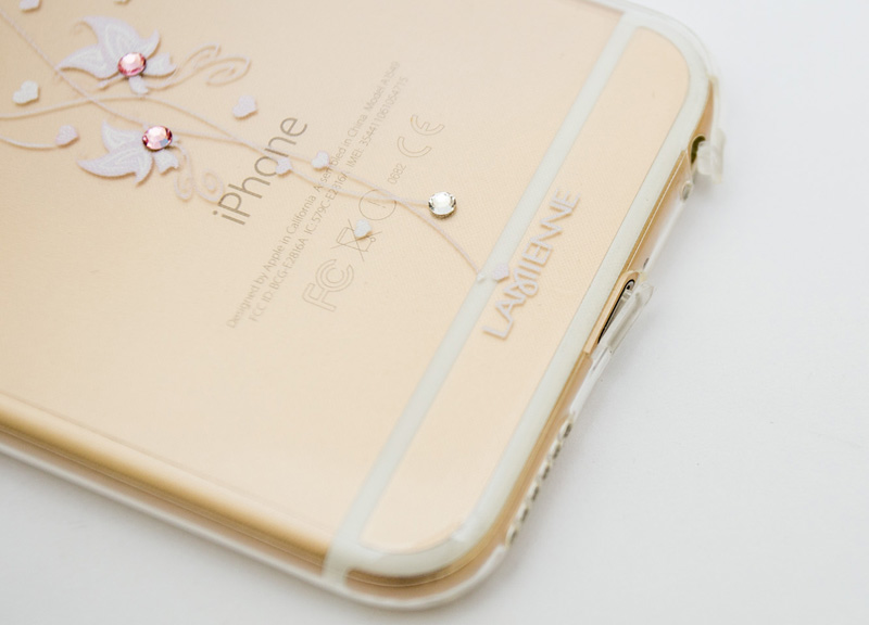 Ốp lưng Case Cube TPU Heart iPhone 6/6s hình 2
