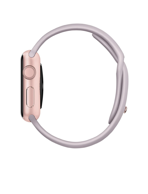 Apple Watch Sport With Lavender Sport Band (38mm) MLCH2 Rose Gold hình 2