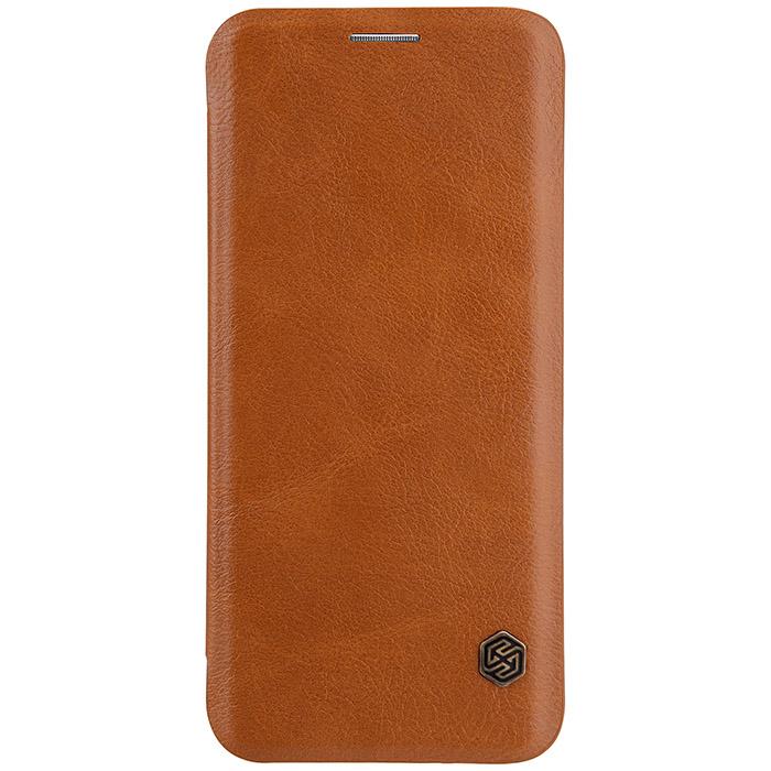 Bao da Nillkin Qin Leather Samsung S8 hình 0