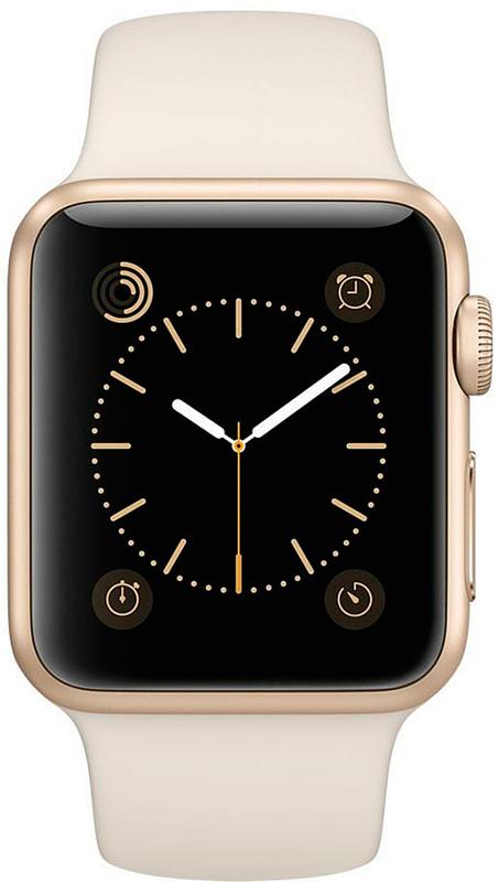 Apple Watch Sport with Lavender Sport Band (38mm) MLCJ2 hình 0