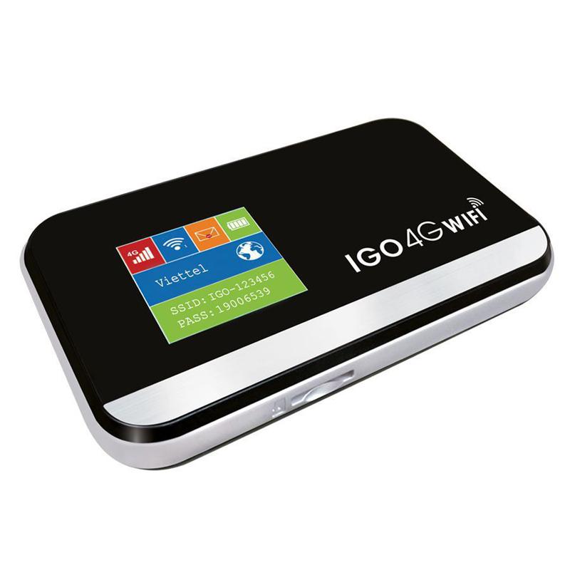 Bộ phát wifi 4G Igo A368 hình 1