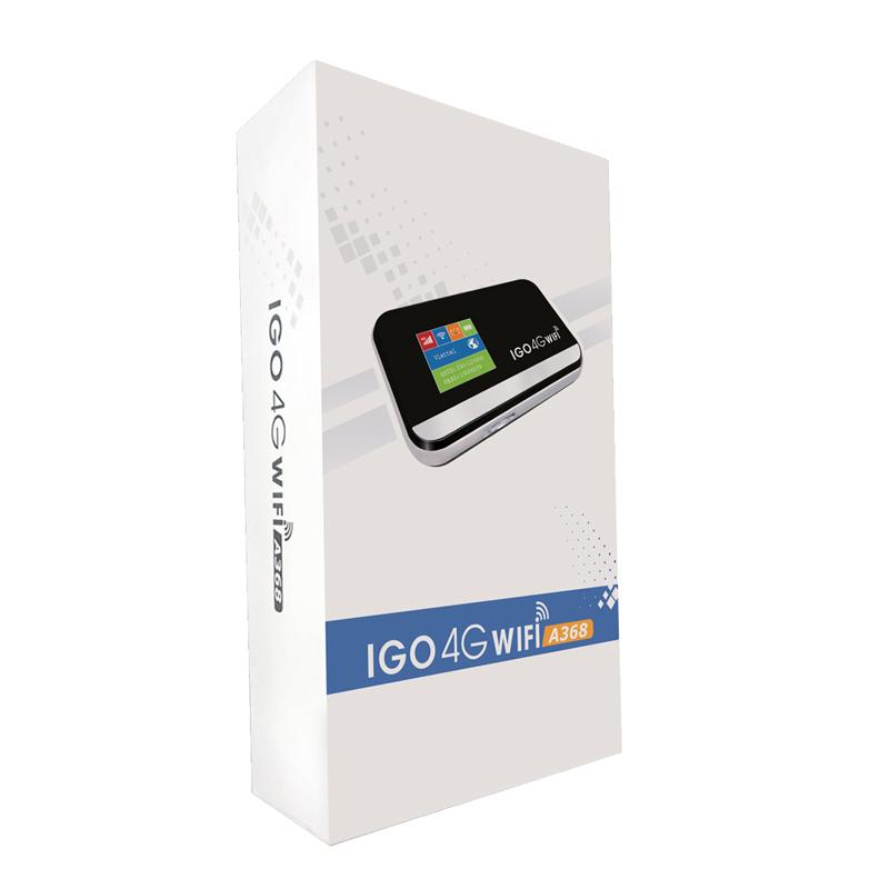 Bộ phát wifi 4G Igo A368 hình 2