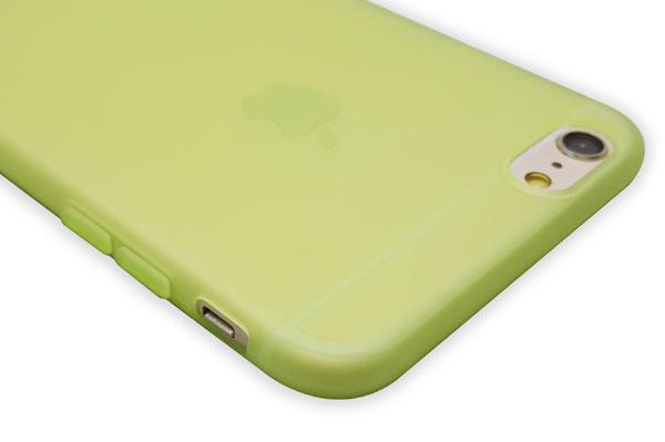 Ốp lưng Hoco TPU Forsted iPhone 6S (TPU màu) hình 2