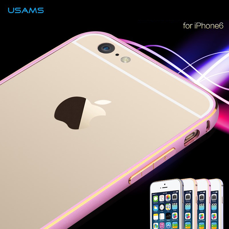 Viền Bumber Usams Arco iPhone 6 hình 2