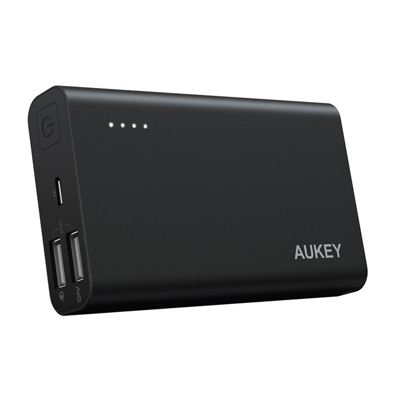 Pin dự phòng Aukey PB-AT10 10050mAh hình 1