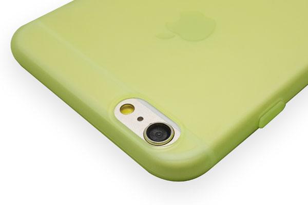 Ốp lưng Hoco TPU Forsted iPhone 6S (TPU màu) hình 1