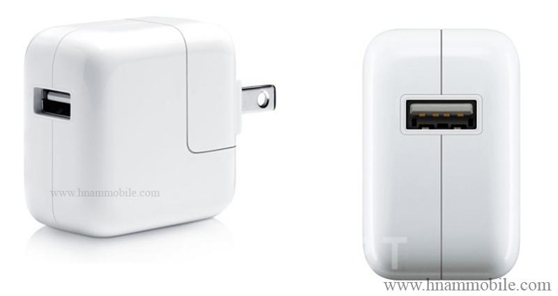 Sạc Apple iPad 12W hình 0