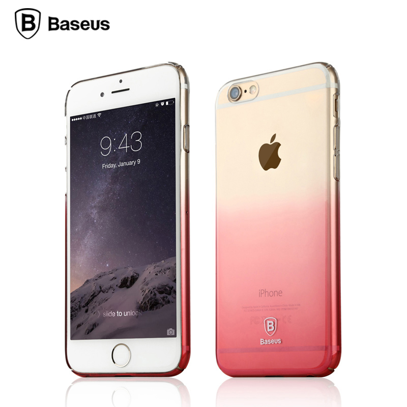 Ốp lưng Baseus Illusion iPhone 6 hình 2