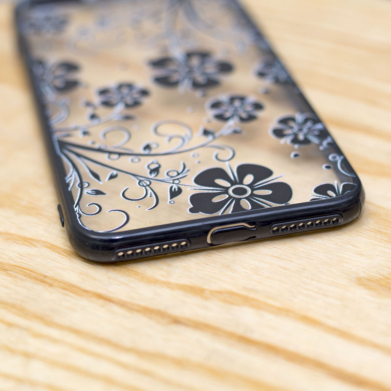 Ốp lưng Fashion Hoa Văn iPhone 7 Plus hình 2