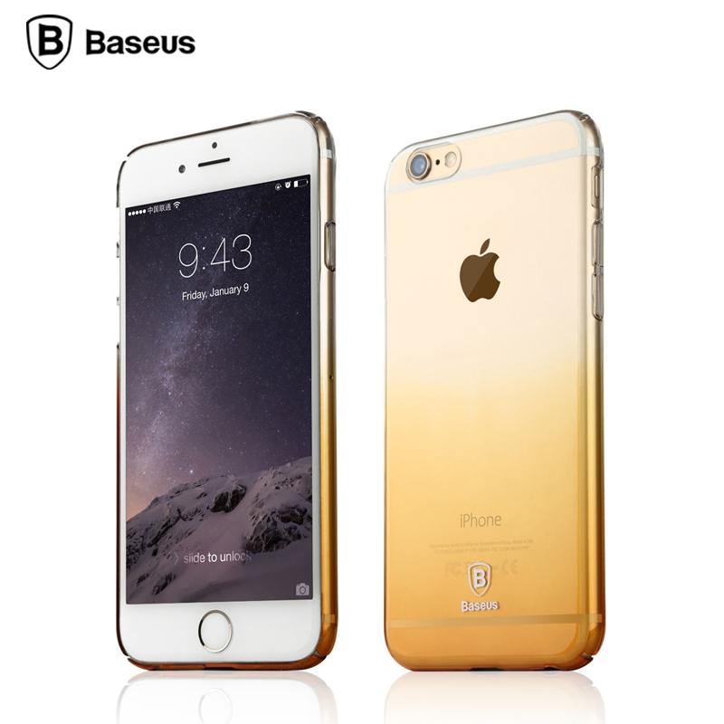 Ốp lưng Baseus Illusion iPhone 6 hình 1