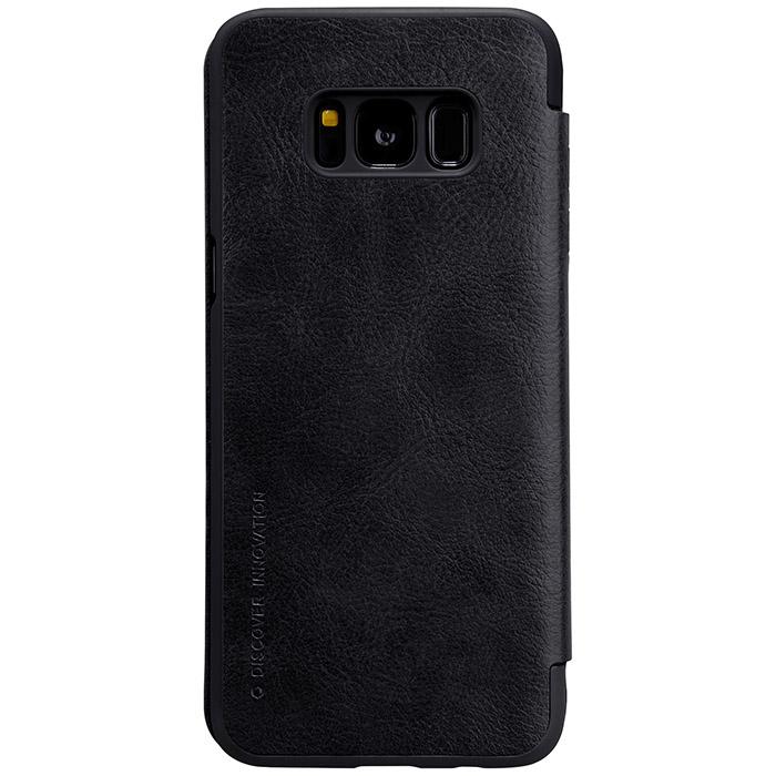 Bao da Nillkin Qin Leather Samsung S8 hình 7