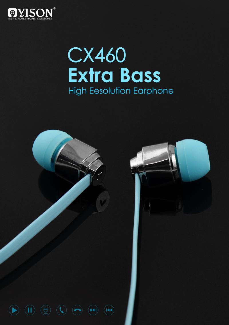 Tai nghe Yison CX 460 (hỗ trợ iOS) hình 0