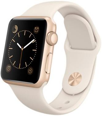 Apple Watch Sport with Lavender Sport Band (38mm) MLCJ2 hình 1