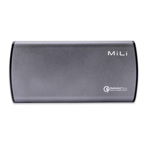 Pin dự phòng Mili Miracle III 10000mAh hình 0
