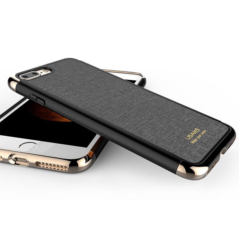 Ốp lưng Usams Elegant iPhone 7 (nhựa cứng) hình 2