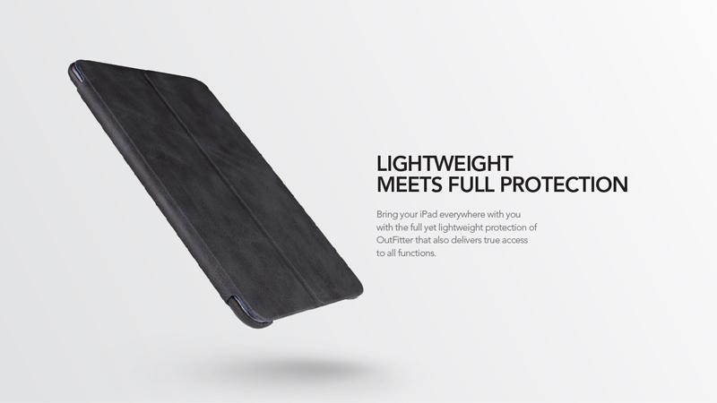 Bao da Uniq Outfitter cho iPad mini 4 hình 5