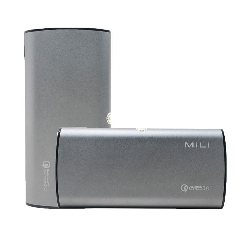 Pin dự phòng MiLi Power Miracle V 20000mAh (HB-Q20) hình 2