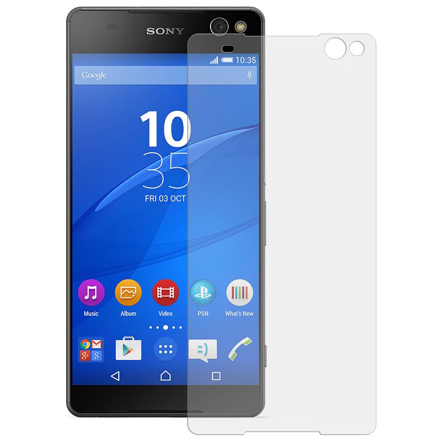 Dán cường lực Glass Pro Sony Xperia C5 (0.3mm) hình 0