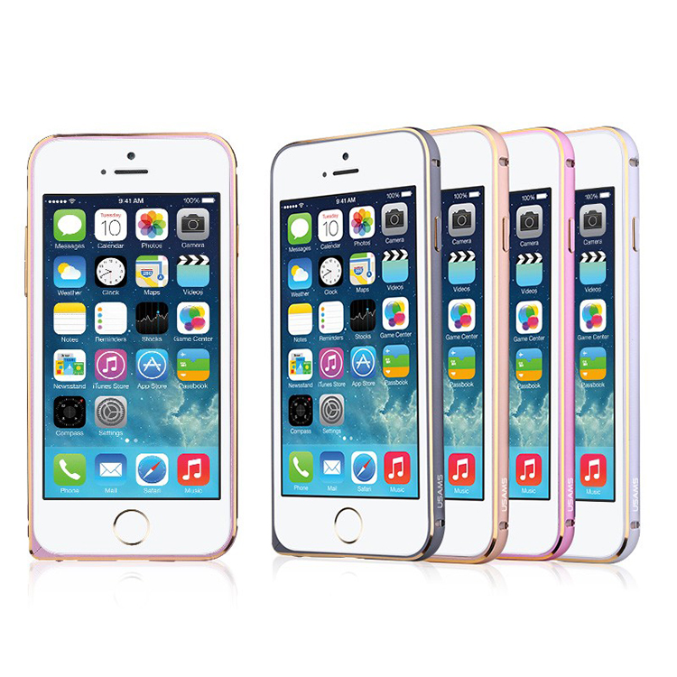 Viền Bumber Usams Arco iPhone 6 hình 4