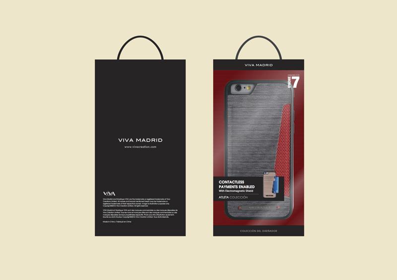 Ốp lưng Viva Atleta Card iPhone 7 hình 4